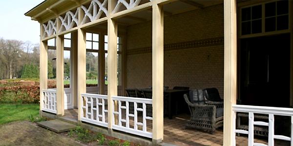 Vakantiesuites in Oud Groevenbeek / Foto Staatsbosbeheer